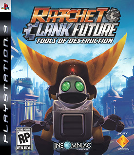 Ratchet & Clank Future To...