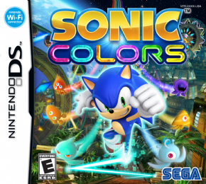 Sonic Colors (Seminovo) 3...