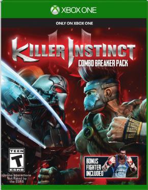 Killer Instintic Combo Br...