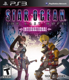 Foto Star Ocean: The Last Hope International (Seminovo) PS3