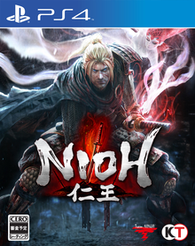 NiOh PS4 - Seminovo