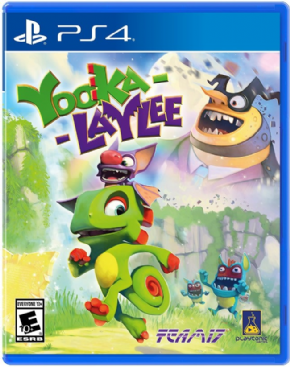 YooKa - LayLee PS4 - Semi...