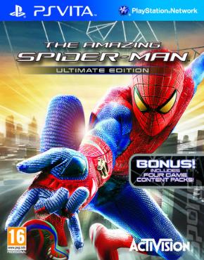 The Amazing Spider-Man Ul...