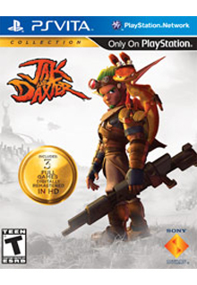 Jak and Daxter Collection...