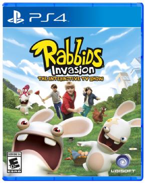 Foto Rabbids Invasion PS4