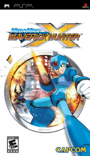 Mega Man Maverick Hunter...