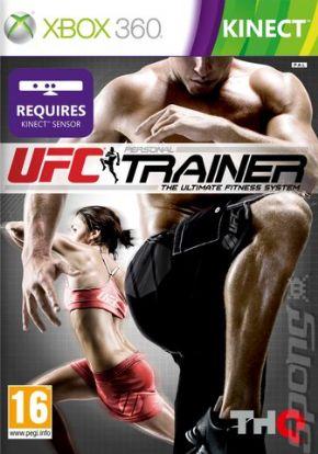 UFC Trainer XBOX360 - Sem...