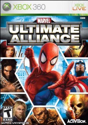 Marvel: Ultimate Alliance...