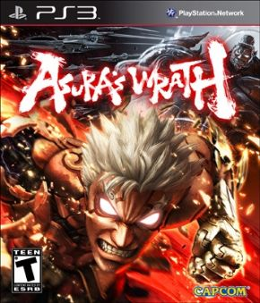 Asuras Wrath PS3 - Semino...