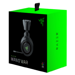 Razer Manowar 7.1 Virtual...