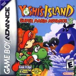 Yoshis Island Super Mario...