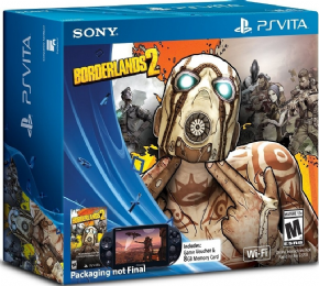 Foto PlayStation Vita Wi-Fi Bundle Borderlands 2 +3 Anos Garantia ZG!