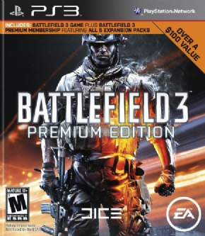 Foto Battlefield 3 - Premium Edition PS3