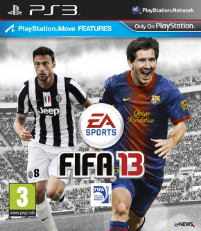 FIFA 13 PS3 - Seminovo