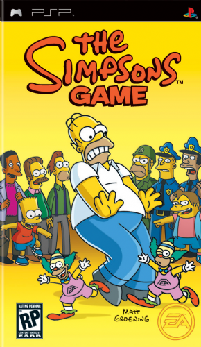 The Simpsons Game (Semino...