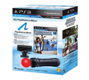 Playstation Move KIT (Sem...