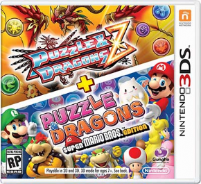 Puzzle & Dragons Z + Puzz...