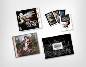Bravely Default Collector...
