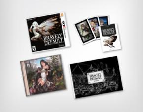 Foto Bravely Default Collectors Edition (Seminovo) 3DS