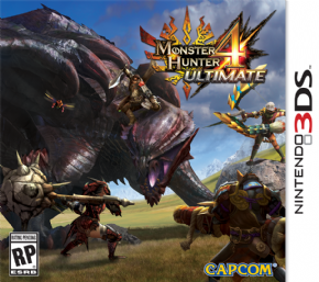 Monster Hunter 4 Ultimate...