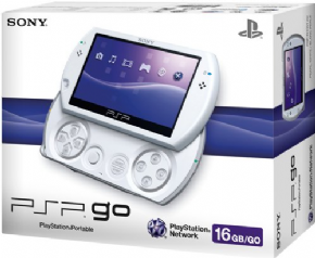 PSPgo White Sony (Seminov...