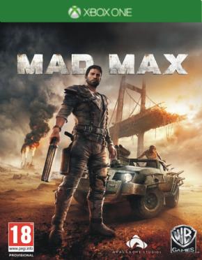 Foto Mad Max (Seminovo) XBOX ONE