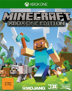MineCraft (Seminovo) XBOX...