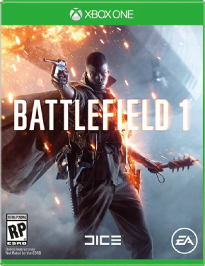 Foto Battlefield 1 (Seminovo) XBOX ONE