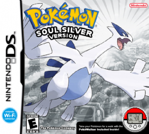Foto Pokemon Soul Silver DS - Seminovo