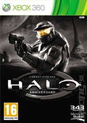 HALO Combat Envolved Anni...