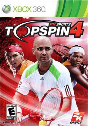 Foto Top Spin 4 XBOX360