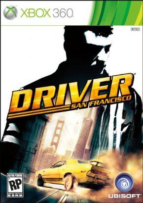 Foto Driver San Francisco XBOX360