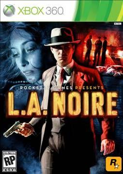 LA Noire XBOX360