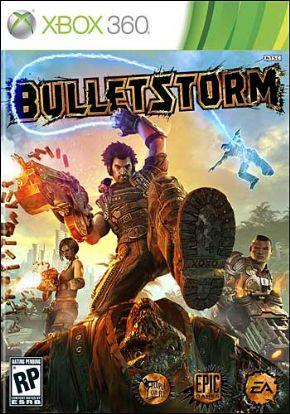 Foto Bullet Storm XBOX360