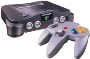 Console Nintendo 64 (Seminovo)