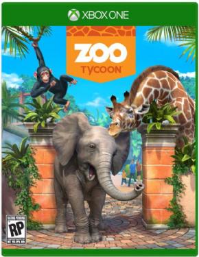 Zoo Tyccon (Seminovo) XBO...