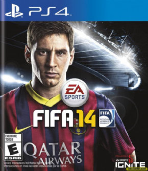 FIFA 14 (Seminovo) PS4 -...