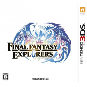Final Fantasy Explorers 3...