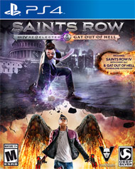 Saints Row IV: Re-Elected...