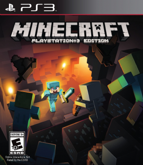 Minecraft PS3 - Seminovo