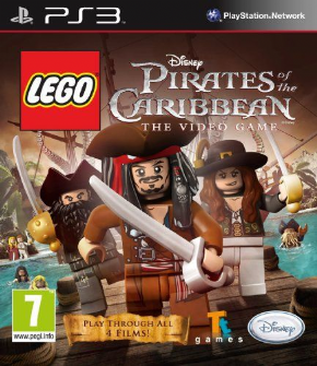 Lego Piratas do Caribe (S...