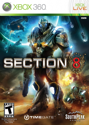 Foto Section 8 (Seminovo) XBOX 360