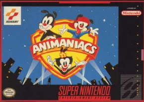 Animaniacs (Seminovo) Sup...