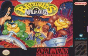 Battletoads (Seminovo) Su...