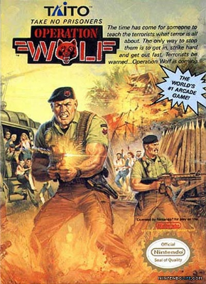 Foto Operation Wolf (Seminovo) Nes