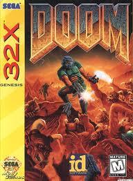 Doom (Seminovo) 32X