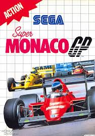 Super Monaco GP (Seminovo...