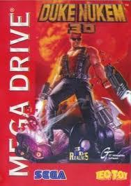 Duke Nuken 3D Mega Drive...