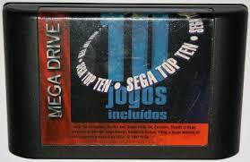 Sega Top Ten (Seminovo) M...