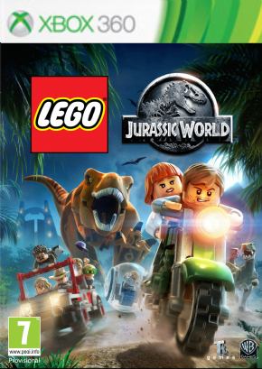 LEGO Jurassic World Ediçã...